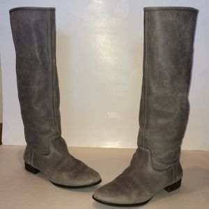 Banana Republic Knee High Soft Calf Leather Boots